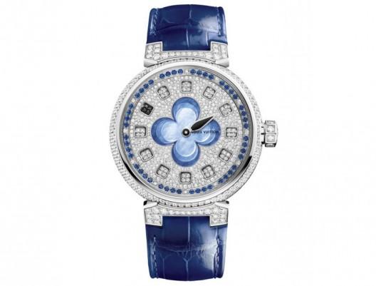 Louis Vuitton Blossom Monogram Flower Watches