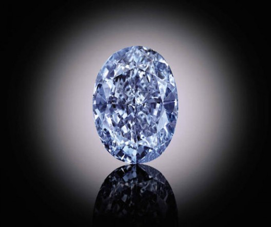 Diamond Worthy of the Millennium at Sotheby's Auction