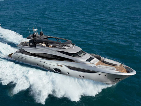 Monte Carlo MCY 105 Superyacht