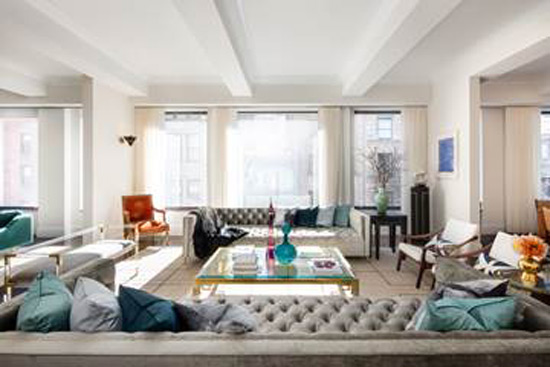 Nicole Fuller Model Unit In The Heart Of Greenwich Village