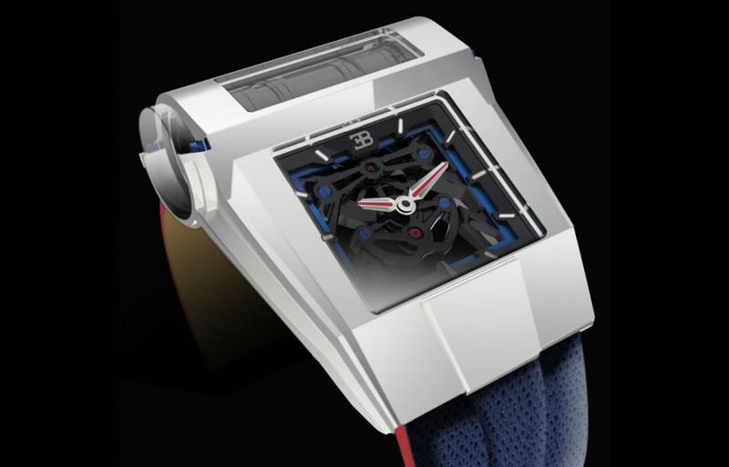 Parmigiani Fleurier Bugatti Chiron Watch