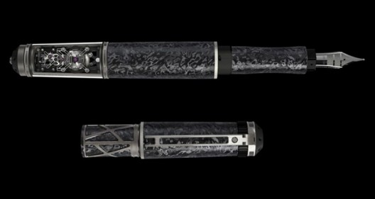 RMS05 - $105,000 Richard Mille's Newest Fountain Pen