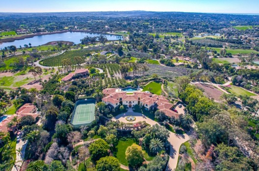 Again Reduced Price For Rancho Santa Fe's 'Summerhill Estate'