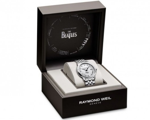 Raymond Weil Celebrated The Iconic Beatles