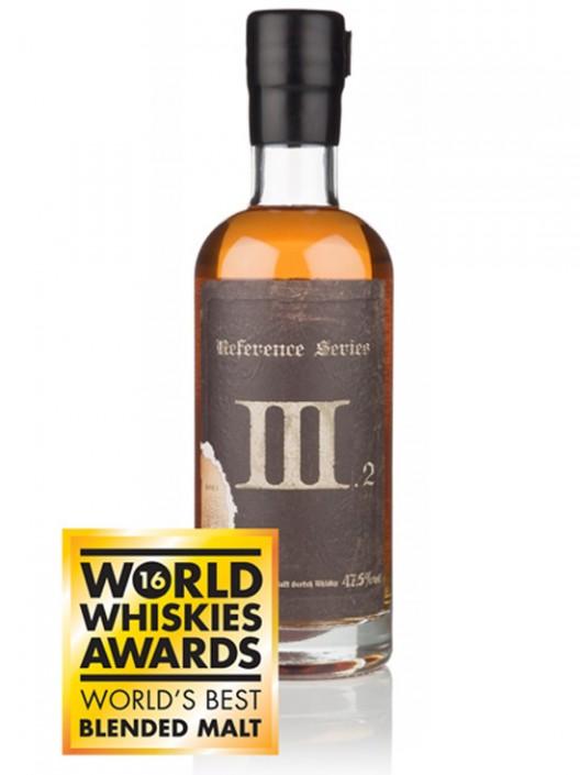 Reference Series III.2 - World's Best Blended Malt Whisky