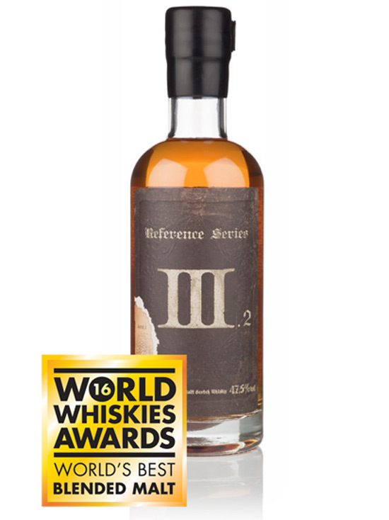 Reference Series III.2 - World's Best Blended Malt Whisky