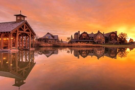 The Barn - 20,000 Sq. Ft. Dream Home In Utah On Sale For $19.5 Million