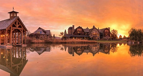 The Barn - 20,000 Sq. Ft. Dream Home In Utah On Sale For $19.5 Million