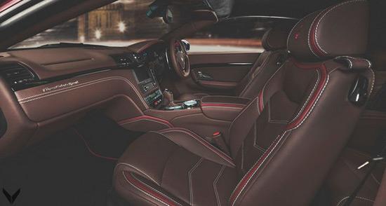 Vilner Maserati GranCabrio Sport