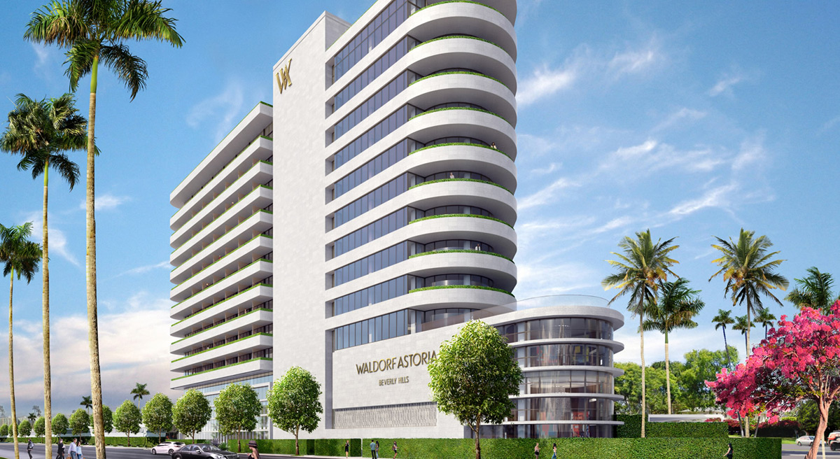 Waldorf Astoria Beverly Hills Partners With Restaurateur