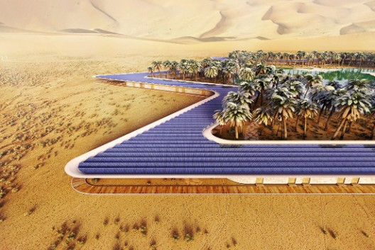 Worlds' Largest Oasis Eco Resort