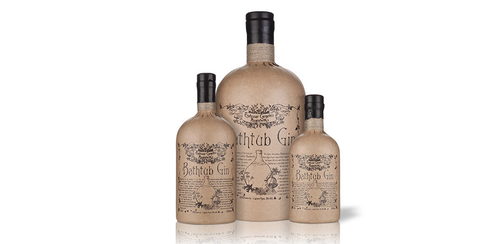 New 6 Litre Methuselah-Sized Bathtub Gin