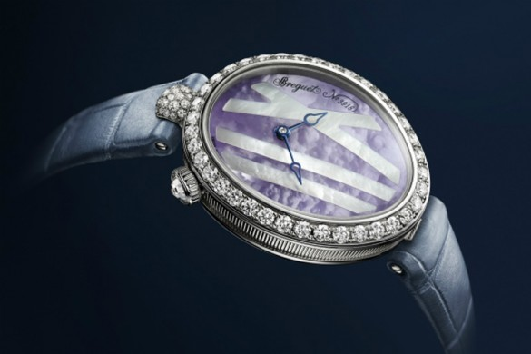 Breguet Reine De Naples Princesse Mini 9818 White Gold
