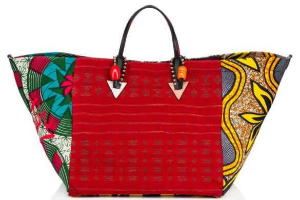 Christian Louboutin Africaba Tote Bag