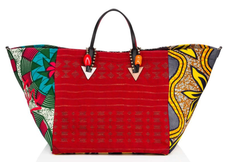 Christian Louboutin Africaba Tote Bag