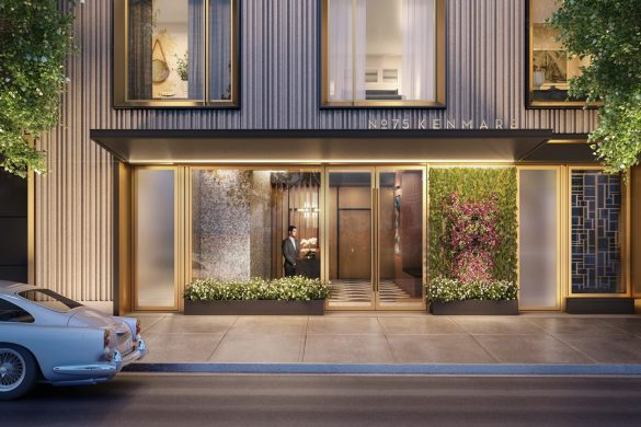 Lenny Kravitz Designs New Condominium in New York City
