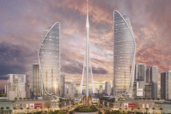 Dubai Announced Plans For New Tower Taller Than Burj Khalifa