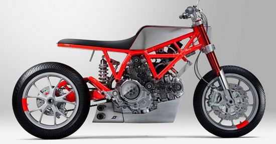 Ducati Scrambler by Untitled Motorcycles SF