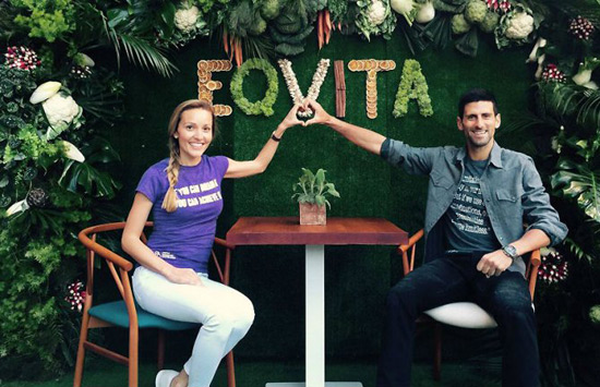 Novak Djokovic's Vegan Restaurant