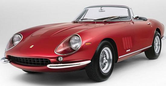 Ferrari 275 GTS/4 NART Spider