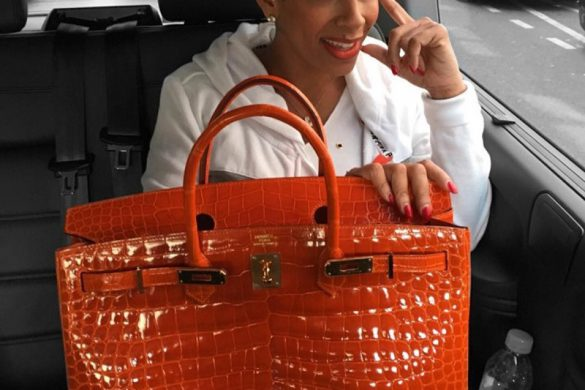 Floyd Mayweather Splashed Out $400,000 On Hermes Bags