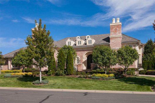 Sprawling Greenwood Village Manor On Sale For $3.795 Million