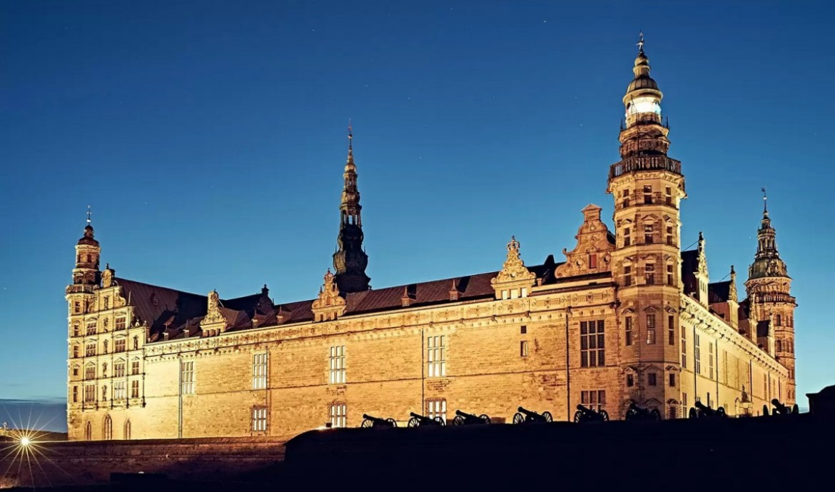 To Be Or Not To Be In Hamlet's Castle?