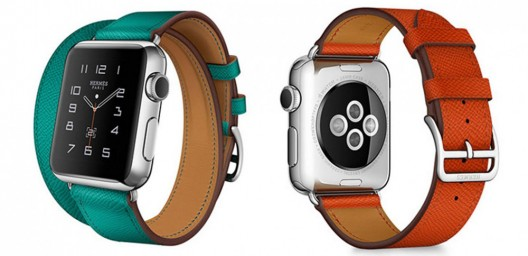 Four New Band Colors For Hermes Apple Watch