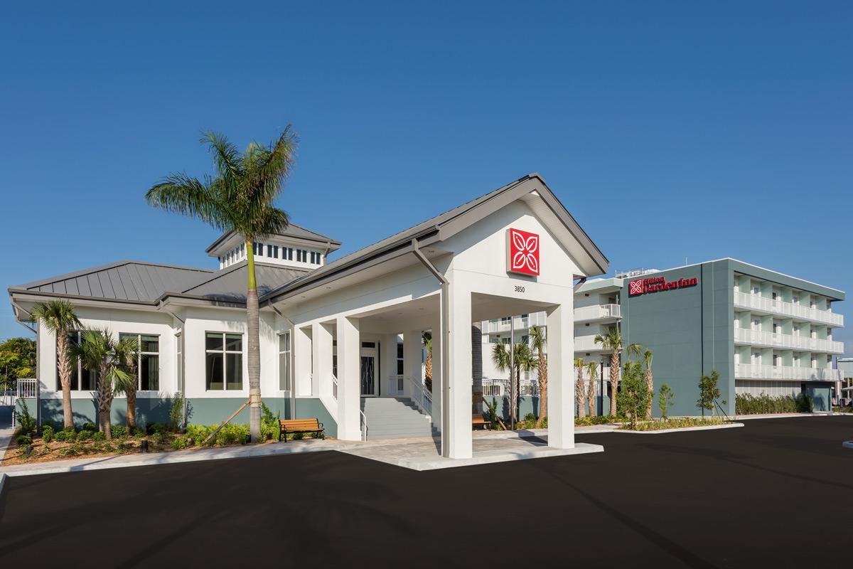 Key West S First Hilton Garden Inn Opens Extravaganzi