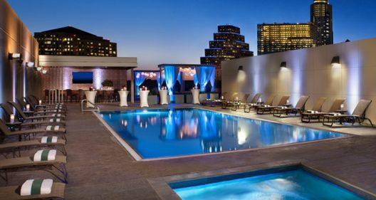 Hilton Hotel In Austin