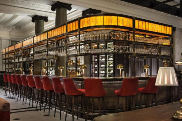 Holborn Dining Room Opened London's Largest Gin Bar