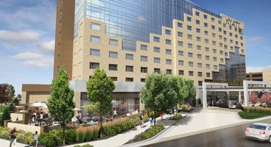 Hyatt Regency Opens in Denver Area