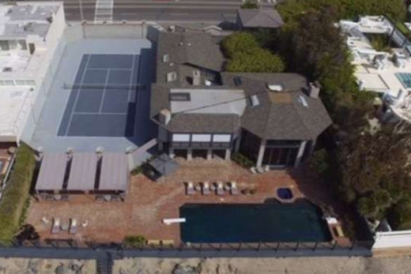 Joel Silver's Malibu Beach House On Sale For $57.5 Million
