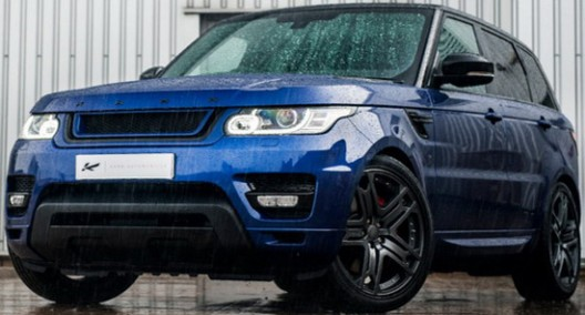 Range Rover Sport 5.0 V8 Supercharged Autobiography Dynamic Colours of Kahn Edition