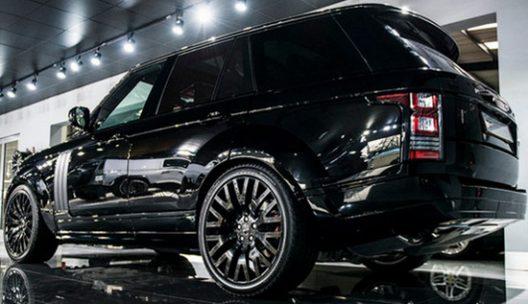 Kahn Range Rover Vogue RS Edition