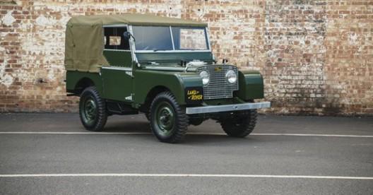 Land Rover Reborn Series 1