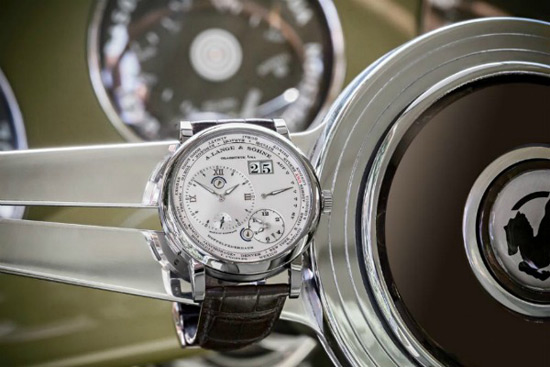 Lange 1 Time Zone Watch