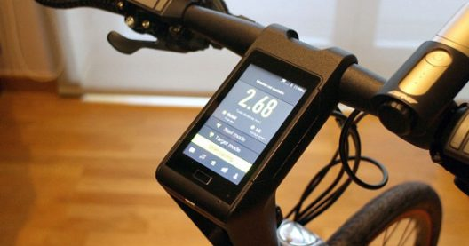 Le Syvrac - Android Bicycle