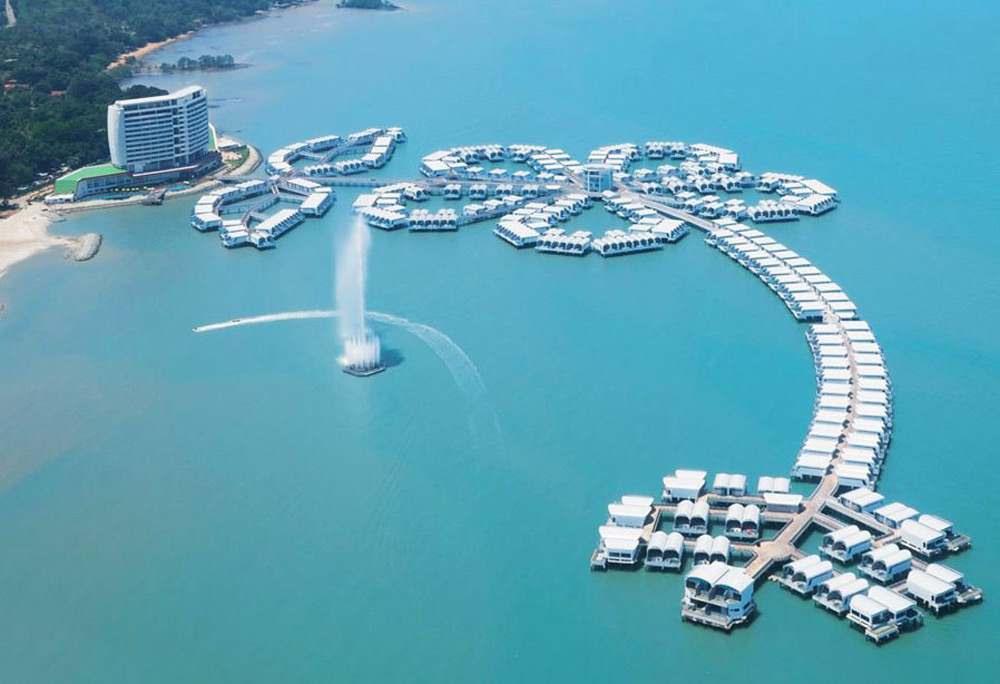 Lexis Hibiscus - Malaysia's Newest Resort In Port Dickson