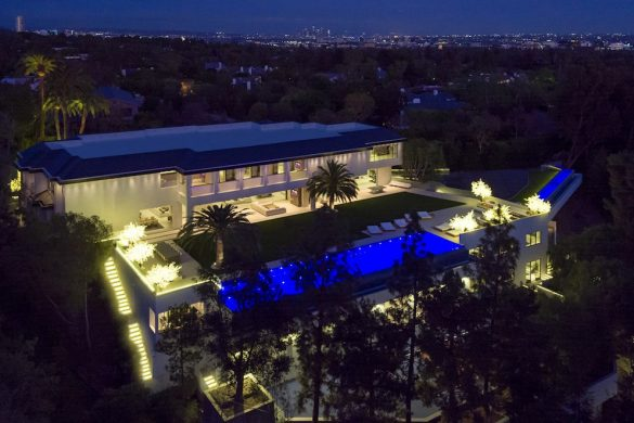 $150 Million Los Angeles Mansion
