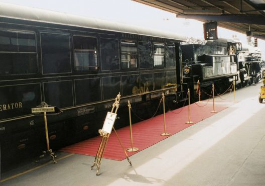 Majestic Imperator Train de Luxe in Vienna On Sale For $10 Million