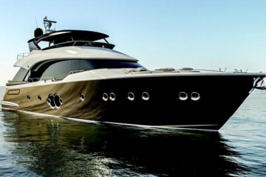 MCY 80 Superyacht