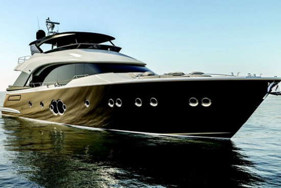 MCY 80 Superyacht