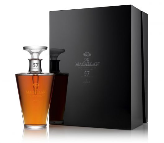 Macallan Lalique 57 Year Old Scotch