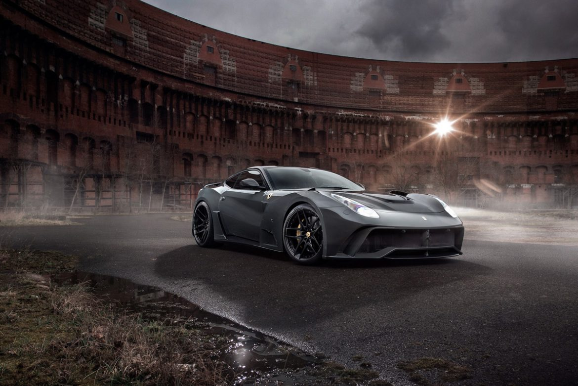 NOVITEC ROSSO N-LARGO S - Limited Edition Of High-Performance Sports Car