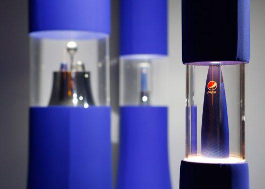 Pepsi Prestige Bottle by Karim Rashid