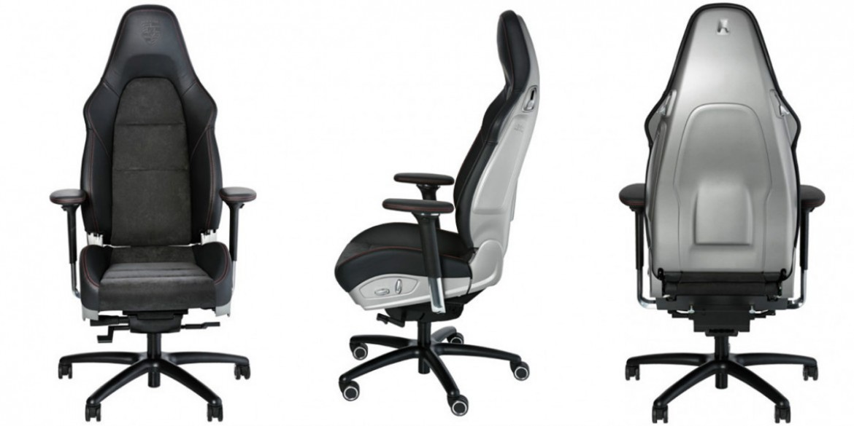 Original Porsche 911 Sports Seat As Office Chair