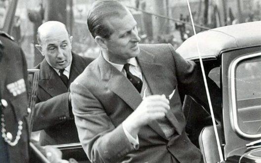 Prince Philip's Lagonda