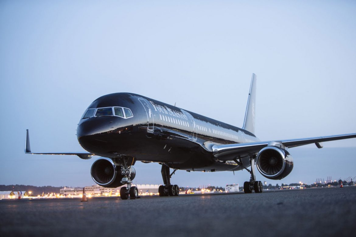 Four Seasons Announced 3 New Private Jet Journeys