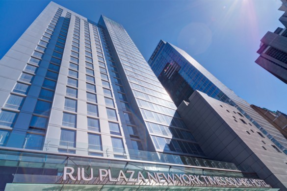 Riu Plaza New York Times Square Hotel